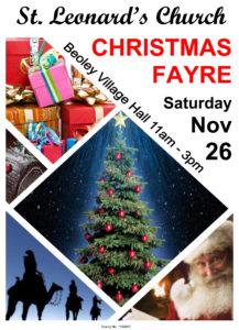 christmas-fayre-poster-2016