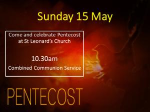 Pentecost 2016